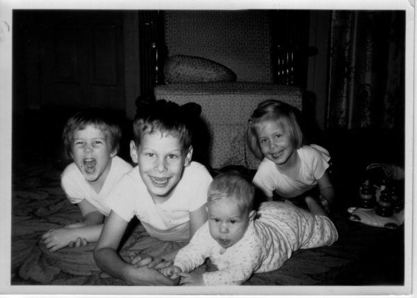 Happy Belated National Siblings Day to Mark, Susie and John. Love you guys!