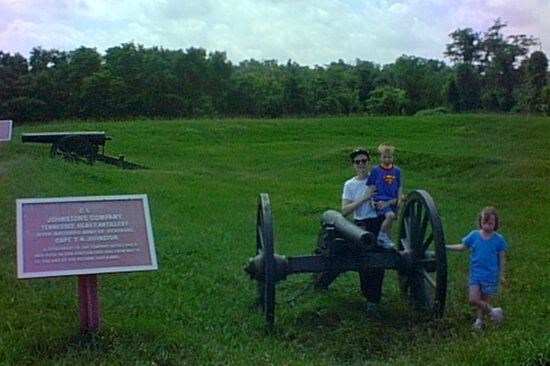 Vicksburgcannon